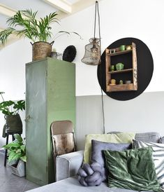 The 42 Best Trendfarbe Grun Images On Pinterest Bed Room Living