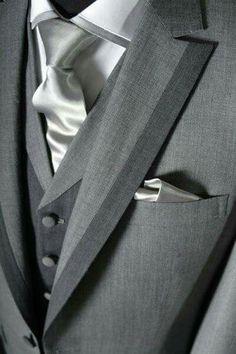Dark & Light Grey Suit