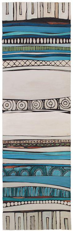 wall art made from ceramic - mosaic art - garden wall art - Tapestry #4