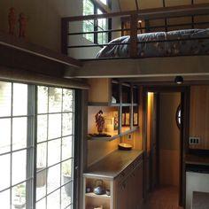 Dieses Haus hat 26 m² und ist von innen die reinste Villa. Ich will das auch haben.