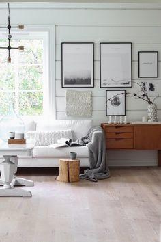 Egy kényelmes lakás a hideg Norvégiából | designdrOops!