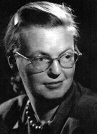 "Shirley Jackson, 1916-1965, one of the preeminent authors of classic American mystery and suspense fiction, best known for her short story ""The Lottery""... (click for her short biography)"