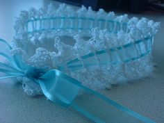 Ravelry: Bridal Garter pattern by Lisa Hamblin