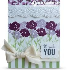 Image result for painted petals stampin up