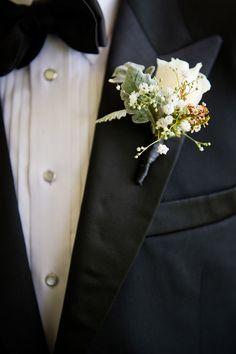 #boutonniere  Photography: Studio Impressions Photography - studioimpressions.com.au Floral Design: Mondo Floral Designs - mondofloraldesigns.com.au Styling: Love Bird Weddings - lovebirdweddings.com.au  Read More: http://stylemepretty.com/2012/09/07/australia-wedding-from-studio-impressions-photography/
