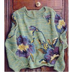 Интарсия — простая техника вязания или целое искусство? - Ярмарка Мастеров - ручная работа, handmade