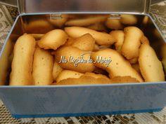 Na Cozinha da Margô: Biscoito Língua de Gato