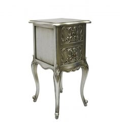 Saturday's Silver Selection - French Style Furniture from Chichi Furniture; www.chichifurniture.com
