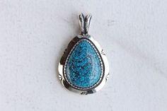 Horizon Blue Black web kingman P #ターコイズ #horizonblue #pendant #ターコイズジュエリー   #jewelry #sliverjewelry #silver #TAKA #turquoise #自由が丘 #smith #ペンダント