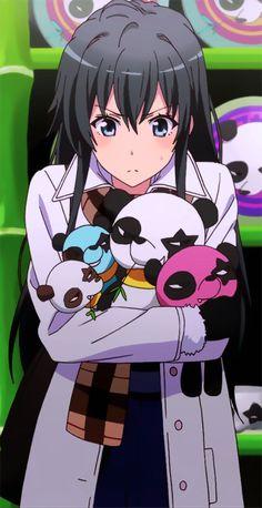 Yukino from oregairu