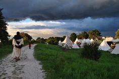 Medieval week, Östergravar, Visby, Gotland | Flickr - Photo Sharing!