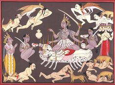 Kali, The Royal Black Goddess of India: The Wife of Shiva Dance Of Death, Divine Mother, Mother Goddess, Mother Kali, Kali Dance, Goddess Of Destruction, Emoji, Indian Literature, Kali Mata