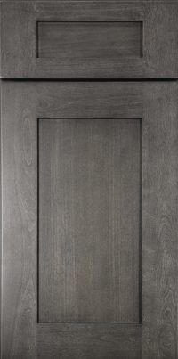 32+ Greystone shaker cabinets model