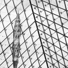 Le Louvre, Paris (France).