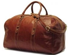 6b6712aa07 Leather Duffle Bags For Men - Floto Luggage Venezia Grande Duffle bag  Leather Duffle Bag