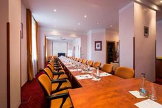 Hotel Selský Dvůr - konferenční sál Conference Room, Hotels, Table, Furniture, Home Decor, Decoration Home, Room Decor, Meeting Rooms, Home Furniture
