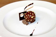 Chocolate Foie Gras Cremeux | Flickr: Intercambio de fotos