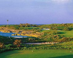 Emerald Reef Golf Club, I loved this golf course!!! it was totally awesome...along with the Sandals resort it belonged to.  Great Great TOP vacation...Sandals Emerald Bay, Great Exuma Bahamas