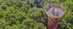 Kalberer Family Emergent Tower The Holden Arboretum Kirtland, Ohio
