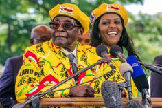 A Mugabe elleni puccsot levezénylő tiszt az akció előtt még egyeztetett a kínaiakkal - 444