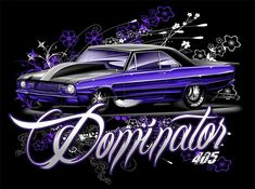 Street Outlaws Cars, Pin Up, Car Posters, Drag Racing, Old Cars, Mopar, Woods, Letters, Cartoon