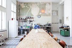 Méchant Studio Blog: The Apartment