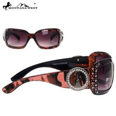 SUNGLASS - BK/CL (FMSGS-2314BK)  See more at http://www.montanawest.ca/collections/sunglasses