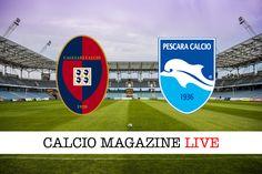 Cagliari-Pescara: cronaca risultato e tabellino in tempo reale