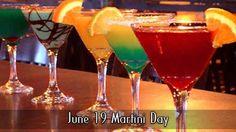 June 19 Martini Day