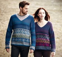 Flurry by Gemma Atkinson, pattern available from Rowan Yarns.
