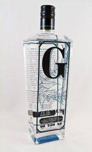 Genius Gin. 45 % ABV. Contemporary. Genius Gin utilizes a wide array of familiar -and some unfamiliar- botanicals. The first notes reveal a breath of juniper perfectly married with cardamom and coriander. Then, a silky mix of lime peel, lime leaf, and lavender coat the tongue like a fine bourbon.