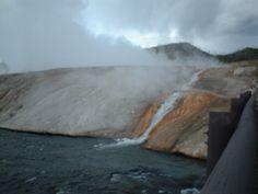 Firehole River - Yellowstone Park 2004