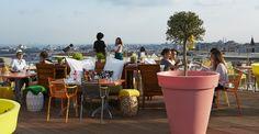 Mama shelter terrace istanbul