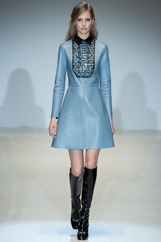 Gucci Fall 2014 RTW - Runway Photos - Fashion Week - Runway, Fashion Shows and Collections - Vogue
