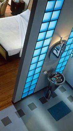 Glass Block Wall Design Ideas Adding Unique Accents to Eco Homes