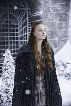 Game of Thrones  Season 4 Episode 7 I love when she gets to see snow again