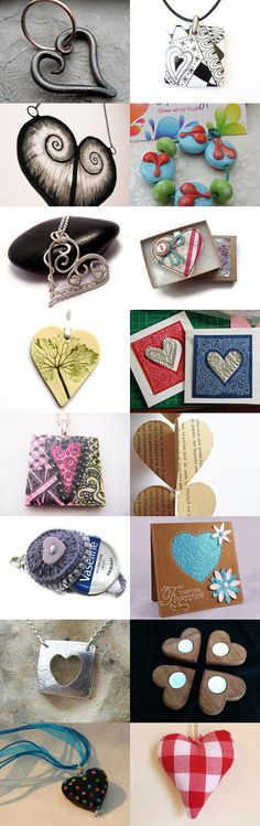 I Heart Handmade by Victoria on Etsy--Pinned with TreasuryPin.com