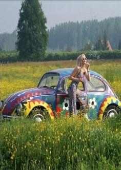 hippie!