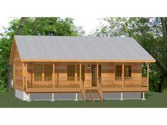 House Plans For Sale, Cabin House Plans, Cabin Floor Plans, Small House Plans, Cabin Kits, Cabin Ideas, Small Log Cabin Plans, Cabin Plans With Loft, Small Log Homes