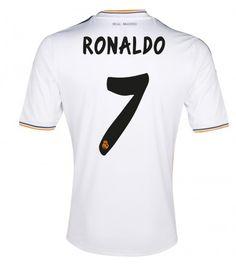 Buy New Football Jerseys Real Madrid Home Long Sleeve 2013 2014 Ronaldo)  not dear 1fe240798f33f