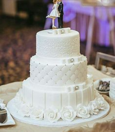 Indescribable Your Wedding Cakes Ideas. Exhilarating Your Wedding Cakes Ideas. Bling Wedding Cakes, Floral Wedding Cakes, White Wedding Cakes, Wedding Cakes With Flowers, Elegant Wedding Cakes, Wedding Cake Designs, Wedding Cake Toppers, Wedding Decor, Savoury Cake