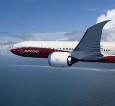 Boeing's second-quarter results announcement included a small bit on their latest widebody aircraft. The highly-anticipated Boeing may… Commercial Plane, Commercial Aircraft, Boeing 777x, Best Car Rental Deals, All Airlines, Engin, Aircraft Photos, Military Aircraft, Vehicles