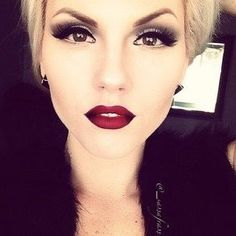 black tie makeup - Google Search