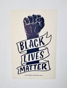 Black Lives Matter Poster (Set of - Ladyfingers Letterpress Black Lives Matter Quotes, Black Lives Matter Shirt, Protest Posters, Protest Signs, Equality Tattoos, Graffiti, Lady Fingers, Weird Gifts, Letterpress