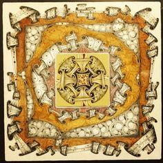 #opus #zentangle #zentangleart #pattern #huggies #tangle #artist #artwork…