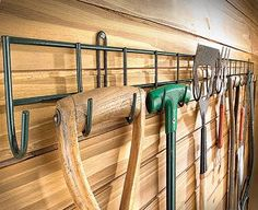 Our Extra-Long Single-Tier Tool Rack will help you make better use of your storage space as it's ideal for the garage, cloakroom, porch or shed. Incredibly versatile, you can use it to hang everything from tools to coats, and its attractive finish means it won't look out of place inside your home. | Extra-Long Tool Rack | From £15.25 | Find out more at Scottsofstow.co.uk