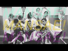 [ANIME MASTER 2015] SEVENTEEN (세븐틴) - MANSAE  (만세) Cover by BROZ