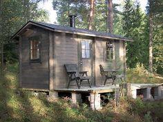 Sauna Shed Mika / / x m – Summer House 24
