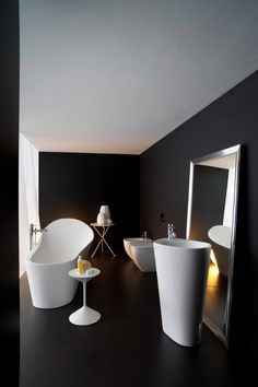 Ludovica+Roberto Palomba for Laufen: PALOMBA COLLECTION Extetion 2012  Bathroom Collection