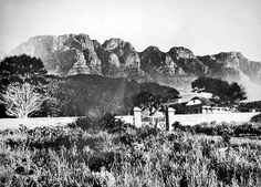 The Homestead on the present site of the bowling green, Camps Bay 1900  Flickr - Photo Sharing!